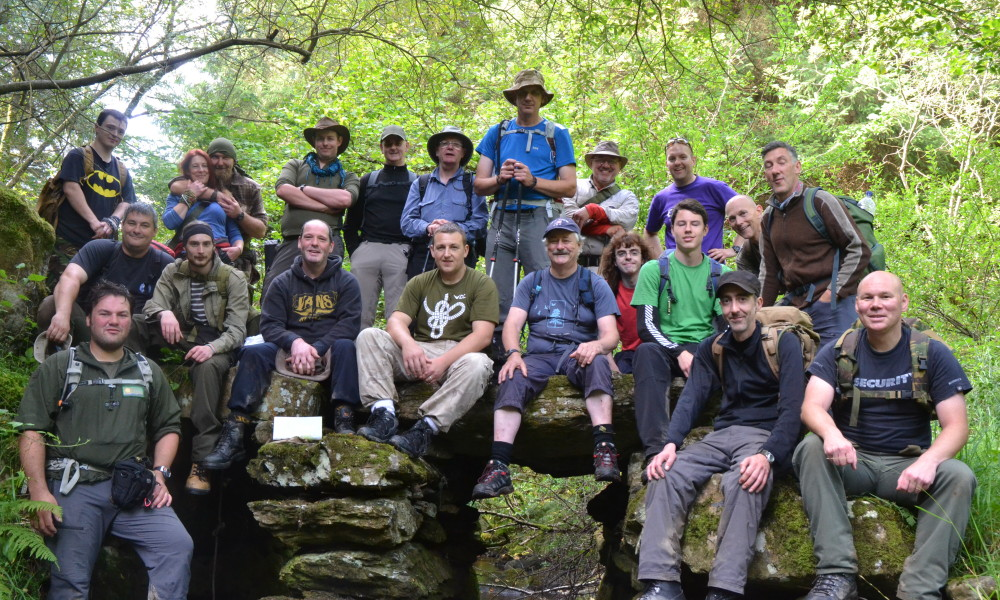 DAS25 Bushcraft Weekend