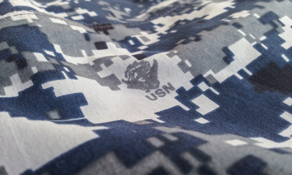 US Navy Digital Camouflage – Resource
