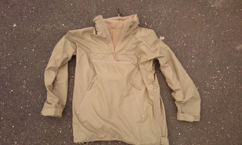 PCS Lightweight Thermal Windproof Smock Review